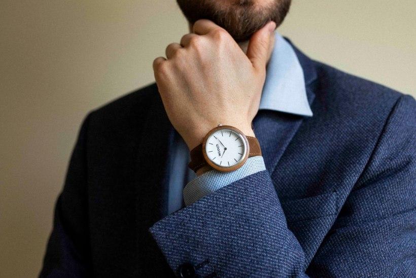 Kodumaine kellabränd Wooch – ideaalne valik neile, kes naudivad nii tagasihoidlikkust kui tähelepanu!