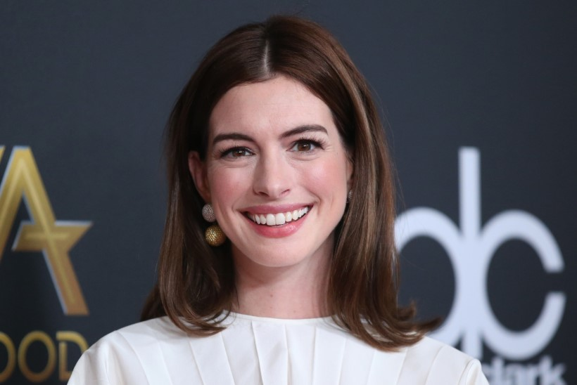 Anne Hathaway avaldas viimaks oma teise lapse nime