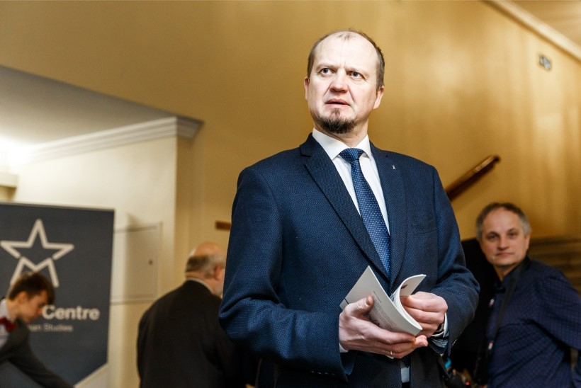 EKRE esitab ERR-i nõukogu liikme kandidaadiks Anti Poolametsa