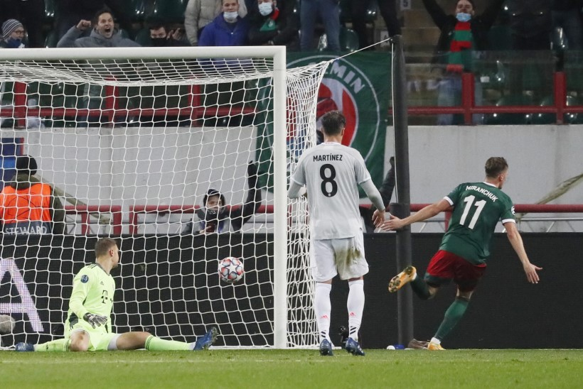MEISTRITE LIIGA | Endine levadialane skooris Bayerni vastu, Real jätkab kehvalt