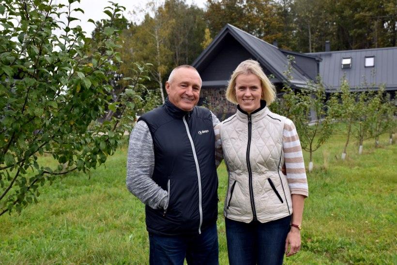 UUS ALGUS | Abielupaari suur elumuutus: Šveitsist Eestisse ja õunaaeda pidama