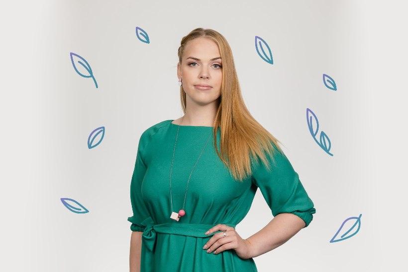 """""""Hingesoojuse"""" saatejuht Heveli Veersalu: mulle on senini üllatus, et Katrin Lust mind saatejuhina soovitas"""