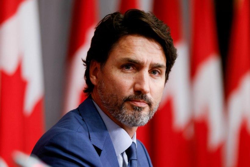 Kanada peaminister Justin Trudeau: pandeemia sakib ja ees ootab raske talv