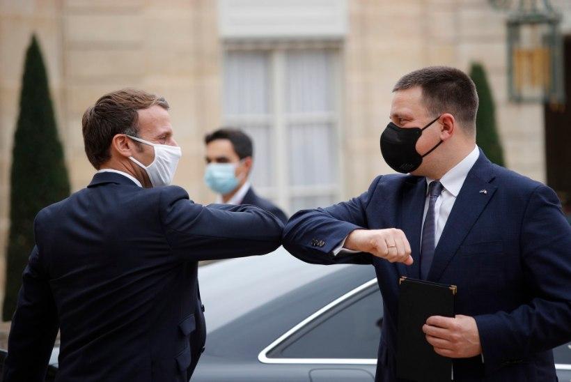 Peaminister Ratas prantslaste tankidest: järgmisel aastal saab NATO heidutus Tapal olema võimsam kui kunagi varem!