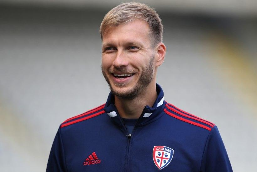 Kaptenipaela kandnud Klavan aitas Cagliari karikasarjas järgmisesse ringi, Tunjov sai kirja 45 minutit