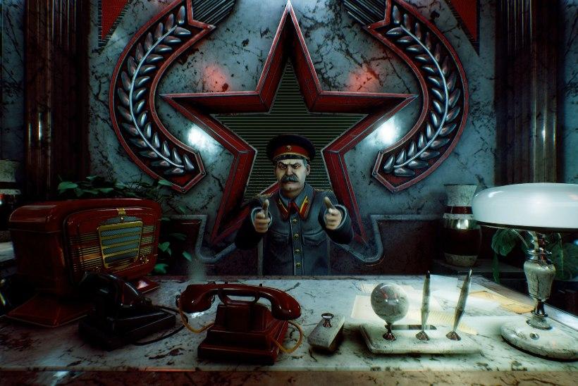 KUUM KOHTING: Steami jõudis arvutimäng, kus saad Staliniga vahekorda astuda