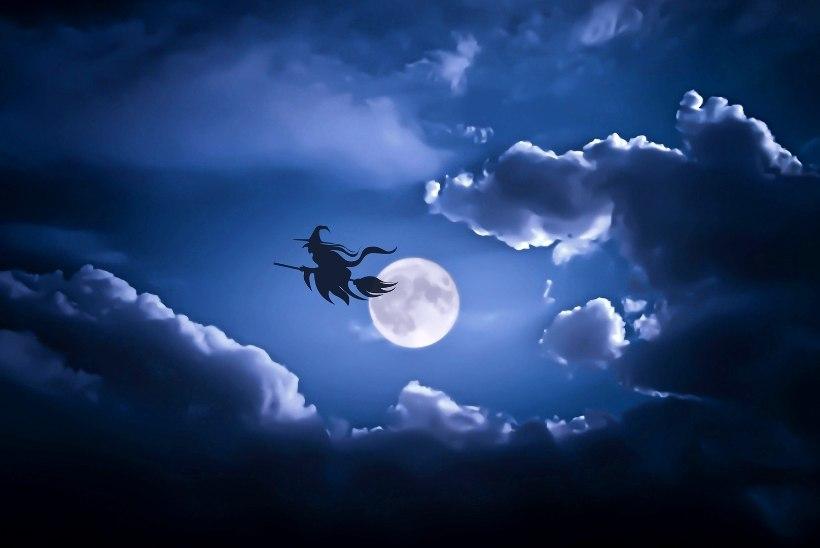 EES OOTAB MÜSTILINE KÕIGI PÜHAKUTE ÖÖ: taevasse tõuseb üliharuldane sinine kuu! Sama toimus viimati 1974. aastal