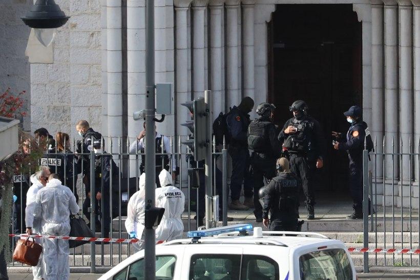 ATAQUE NOAR EN FRANCIA: Un terrorista mató a tres personas cortándoles la cabeza