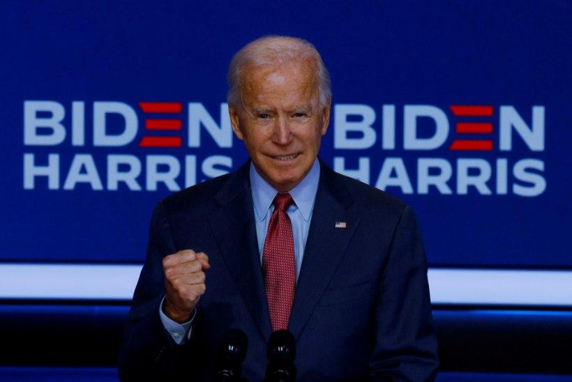VIIS PÄEVA PRESIDENDIVALIMISTENI: Biden kindlalt liider. Kas Trump pakub samasuguse üllatuse kui neli aastat tagasi?