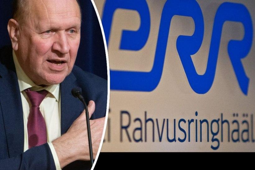 Siseminister Mart Helme salasoov: ERR peaks olema vaid ühe tele- ja raadiokanaliga