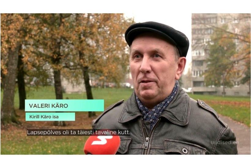 Filmistaar Kirill Käro isa: poeg ütles mulle kunagi, et on enne näljas, aga oma ametit ei jäta