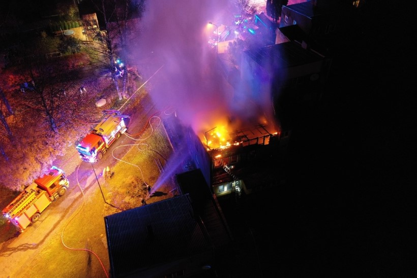 TRAGÖÖDIA VILJANDIS: leeke kustutada üritanud vanapaar hukkus tulekahjus