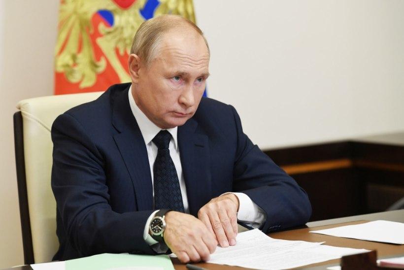 """Venemaal keeratakse ajalugu lukku, aga """"Baltikumis ja Poolas me korda majja ei löö"""""""