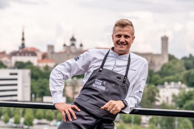 Joel Ostrat õpetas tuntud näod kokkama: said selgeks kõik nipid ja trikid