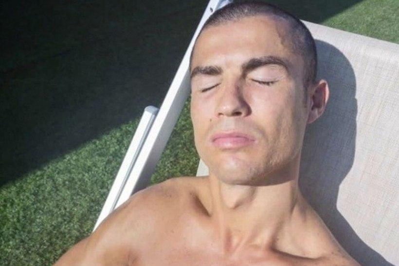 Ronaldo sarjas koroonaviiruse testi: see on p**k!
