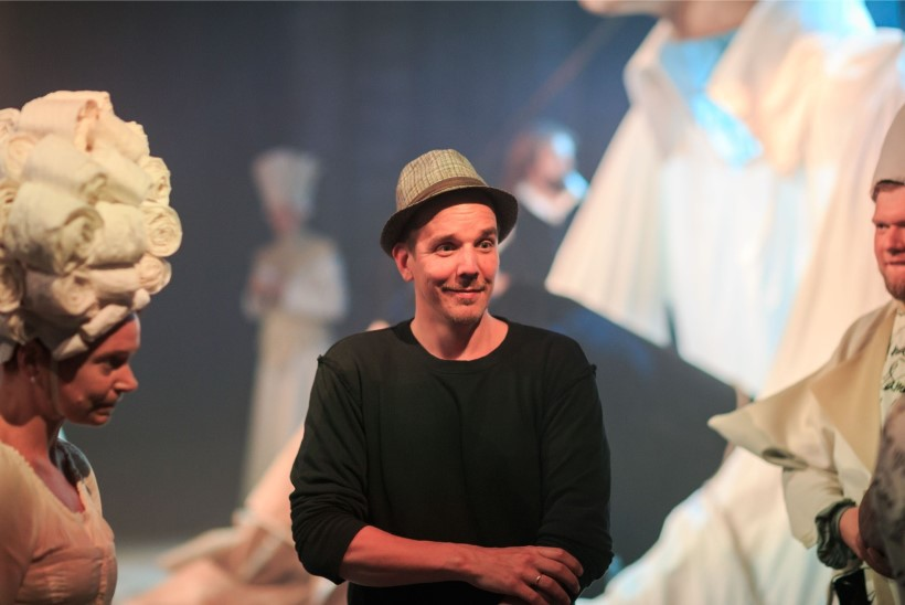 VIDEO |Näitleja Taavi Tõnisson: Eestis pole teatrit, kes ei kardaks, mis saab siis, kui kõik jälle kinni pannakse