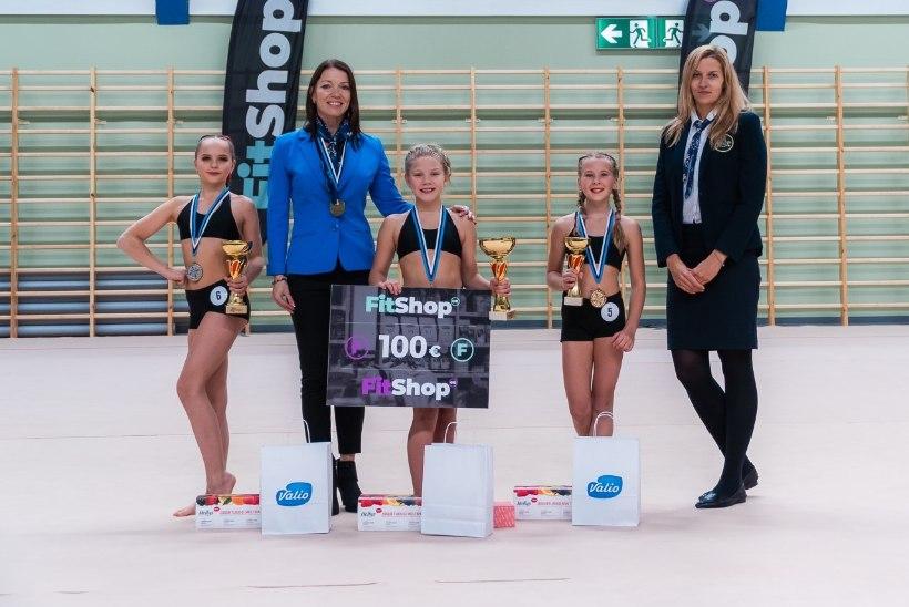 Tartus toimuvad täna Eesti meistrivõistlused laste fitnessis