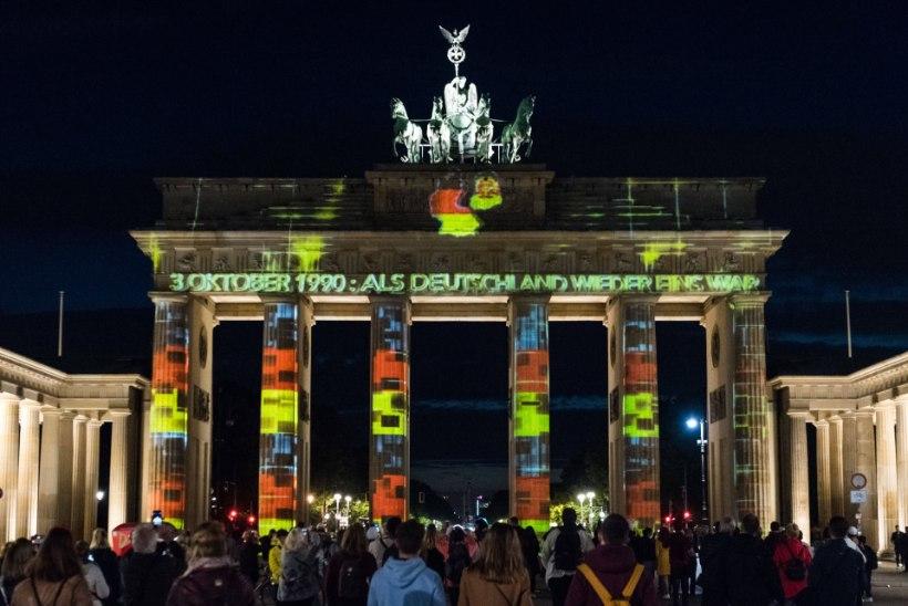 30 aastat tagasi taasühinesid Ida- ja Lääne-Saksamaa
