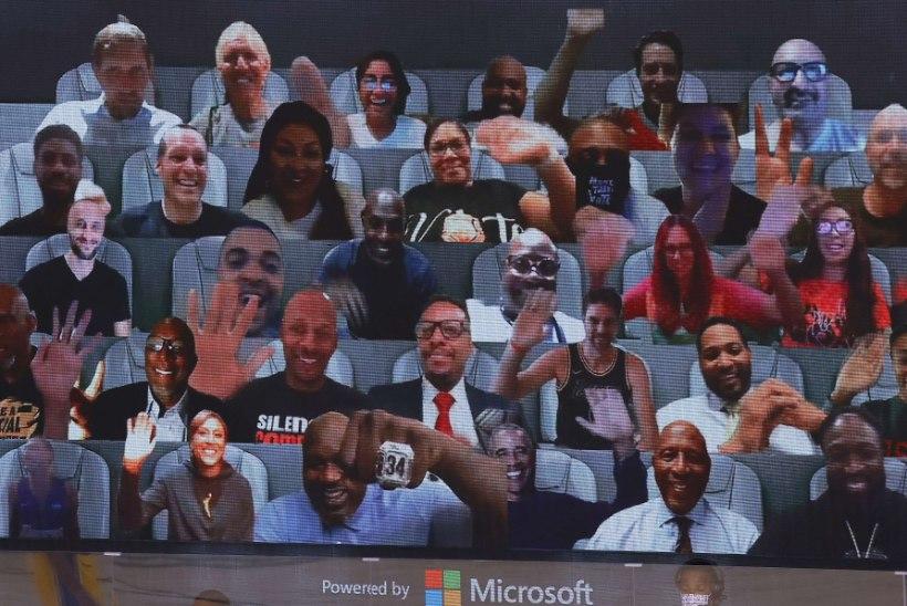 NBA finaalseeriat vaatab kirev virtuaalpublik: Obama, kossulegendid ja Spiderman!