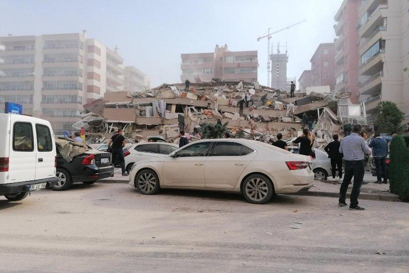 Kreekat ja Türgit tabas tugev maavärin