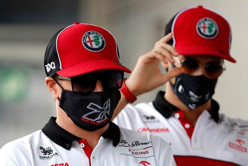 ÄGE! Kimi Räikkönen jätkab vormel 1 sarjas veel ühe aasta