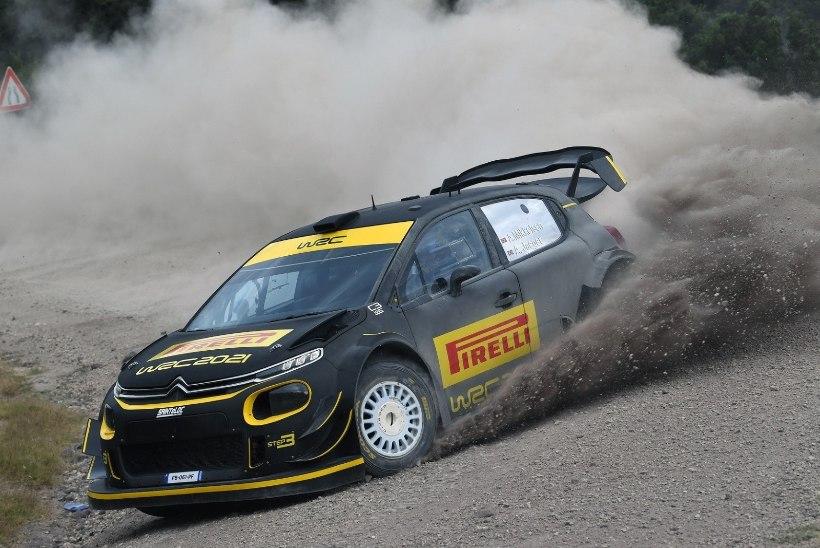 Citroën võib järgmisel aastal WRC-sarja naasta