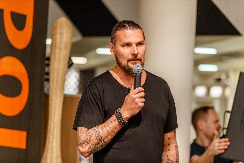 Jesper Parve: viimase aasta jooksul on mind kirjastajana mõnitatud rohkem kui kogu profikarjääri vältel