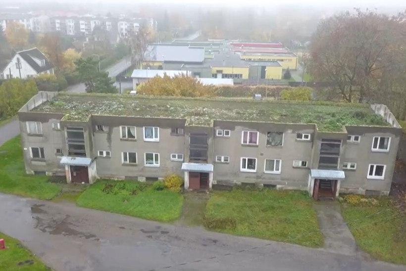 TV3 VIDEO | Tormis katuse kaotanud kortermaja läheb lammutamisele