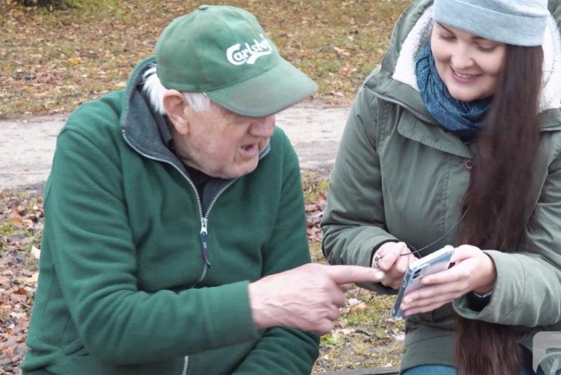 ÕL VIDEO   TÄNAVAKÜSITLUS: mida arvavad viljandlased Jaak Joala mälestusmärgi kavandist?