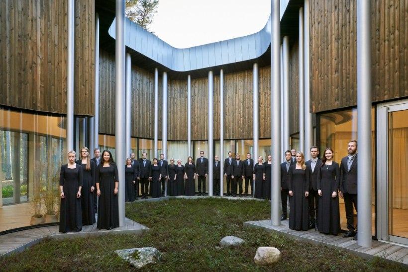 BBC muusikaajakiri valis Eesti Filharmoonia Kammerkoori maailma 10 parima koori hulka