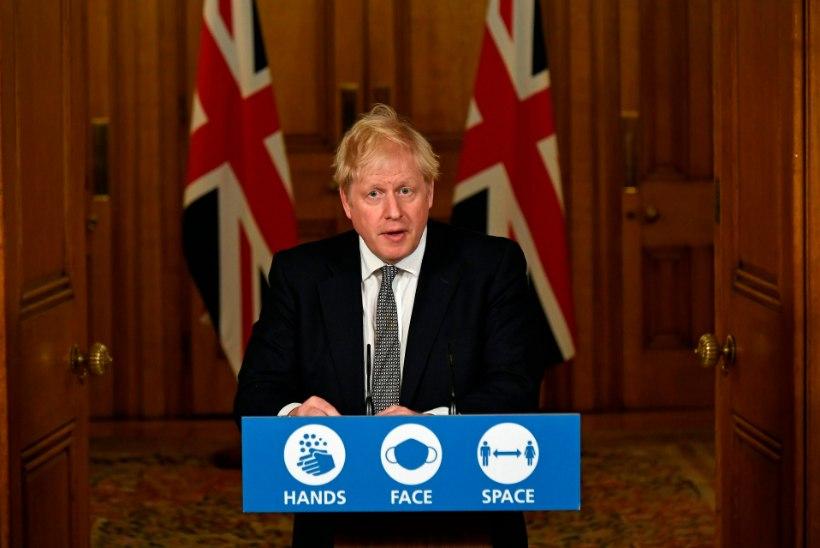 Otsus tehtud: Inglismaa läheb koroonaviiruse tõkestamiseks lukku