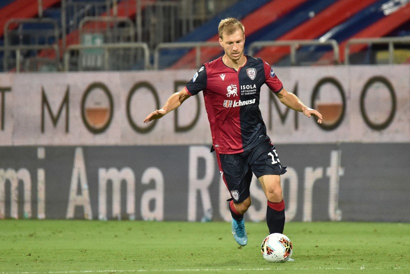 Cagliari sai suure kaotuse, Klavan sekkus mängu lõpuminutitel
