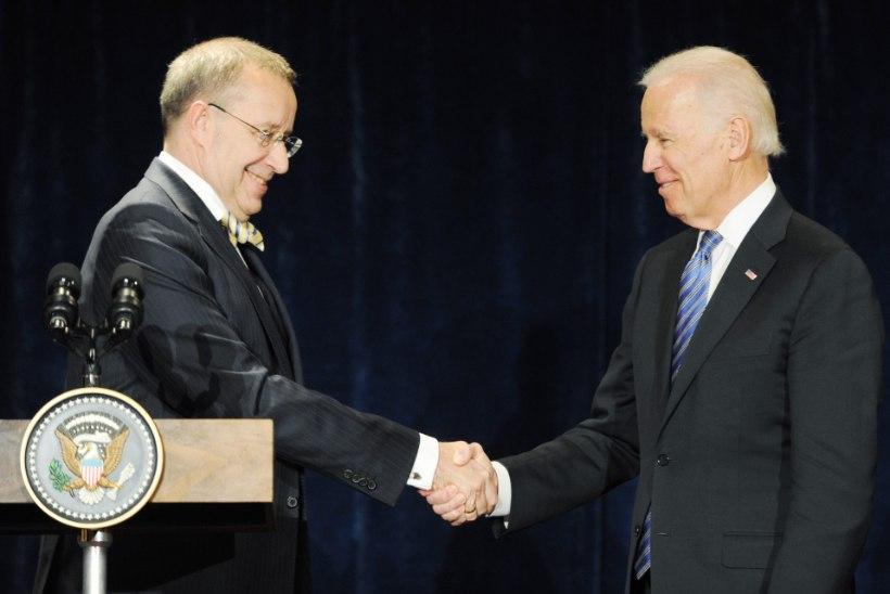 Toomas Hendrik Ilves: Joe Bideni võit ei tähenda Eestile siinse valitsuse poliitika tõttu midagi head