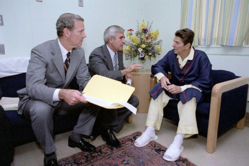 LASTEHALVATUSEST INSULTIDENI: USA presidendid on läbi ajaloo oma terviseprobleeme varjanud