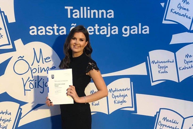 VIDEO | Tallinna noor õpetaja 2020 Simona Seppi: lapsed on päike igas minu päevas!