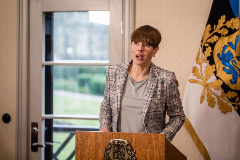 President Kaljulaid OECD peasekretäriks kandideerimisel:globaalse digitaliseerimisega peab edasi minema