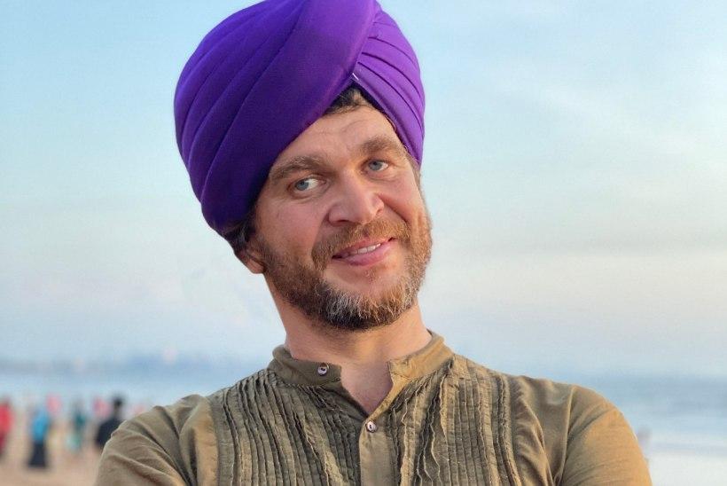 """Arbo Tammiksaar India kohalikust rituaalist: """"Mul oli tunne, et annan lihtsalt otsad!"""""""