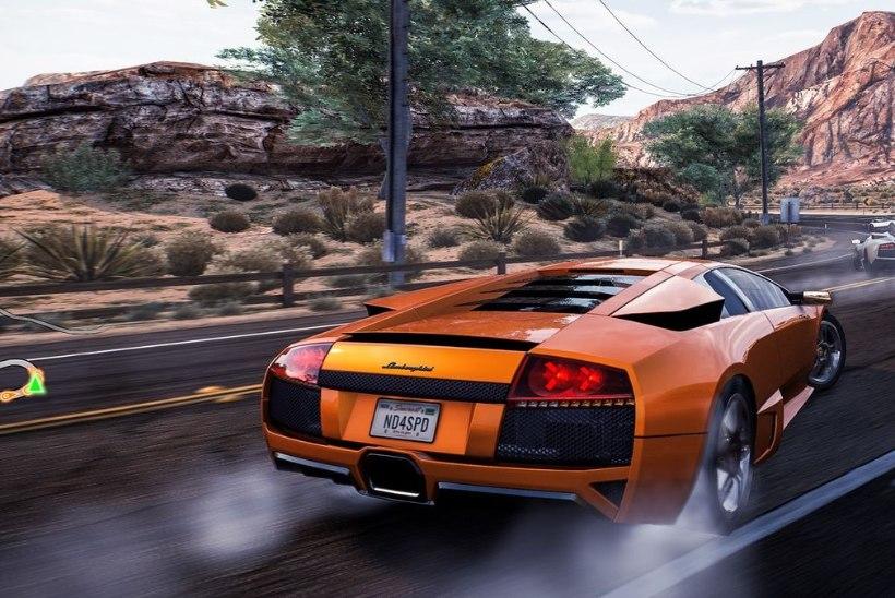 """TREILER   Kihutamismäng """"Need for Speed: Hot Pursuit"""" saab juba üsna pea teise võimaluse"""