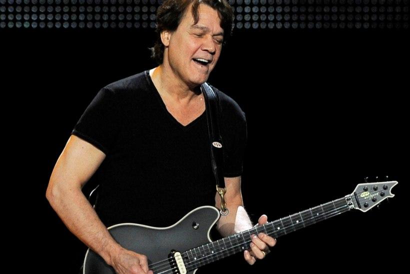 Suri legendaarne kitarrist Eddie Van Halen