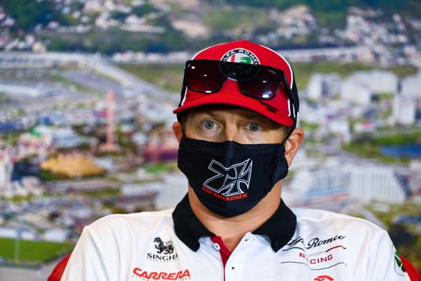 Räikkönen teeb pühapäeval vormel 1 sarja ajalugu, kuid meest jätab asi külmaks: mul pole mingit vahet