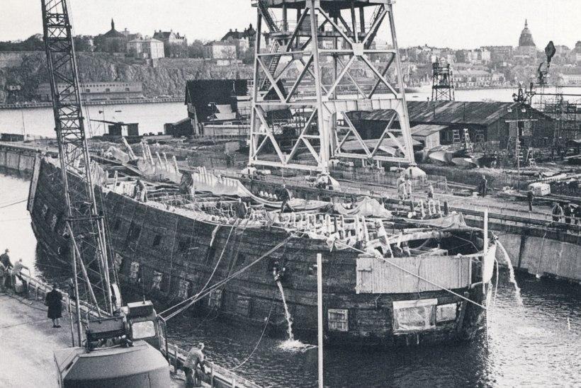 VIDEOD   Viis suurt operatsiooni uppunud laevade pinnaletõstmiseks