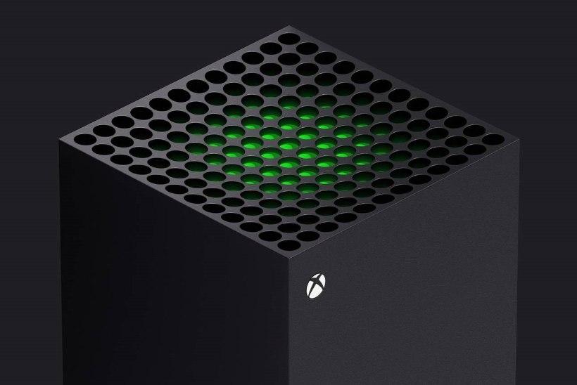 NII KUUM ON TUNNE? Fänne hirmutavad jutud tuliseks minevast Xbox Series X-ist
