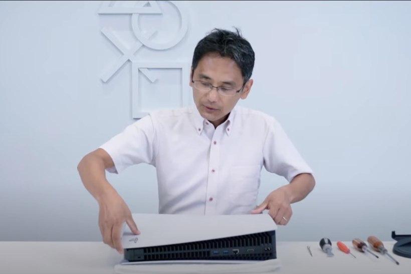 VIDEO   Sony tutvustab meile lõpuks ometi ka PlayStation 5 sisemist ilu