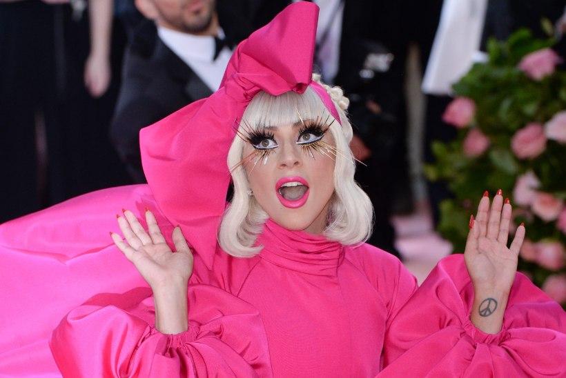 MTV Europe'i auhinnarallit juhib Lady Gaga
