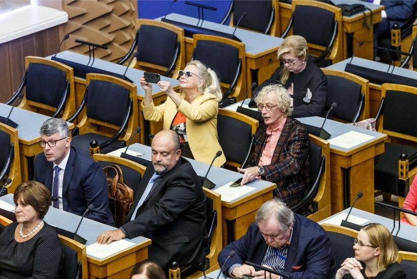 KULUHÜVITISED KOROONA AJAL: riigikogulased tekitasid maksumaksjale ligi 500000 euro eest arveid!