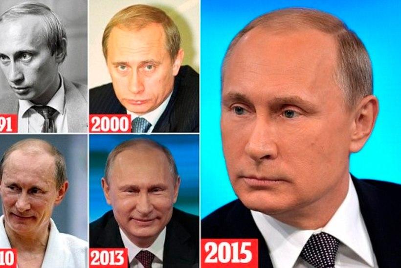 68. sünnipäeva tähistava Vladimir Putiniga on seotud palju kummalisi teooriaid