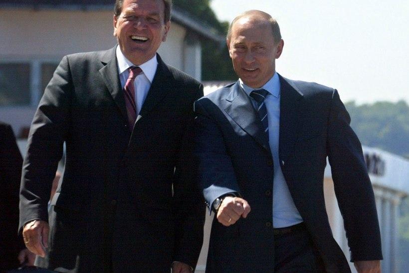 Navalnõi nimetas endist Saksamaa liidukantslerit Putini jooksupoisiks