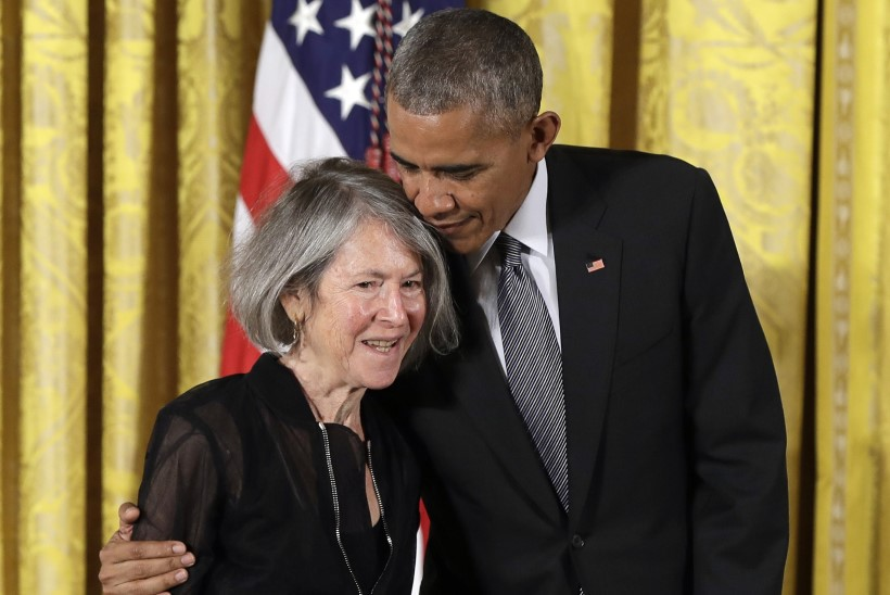 Nobeli kirjanduspreemia pälvis Ameerika luuletaja Louise Glück