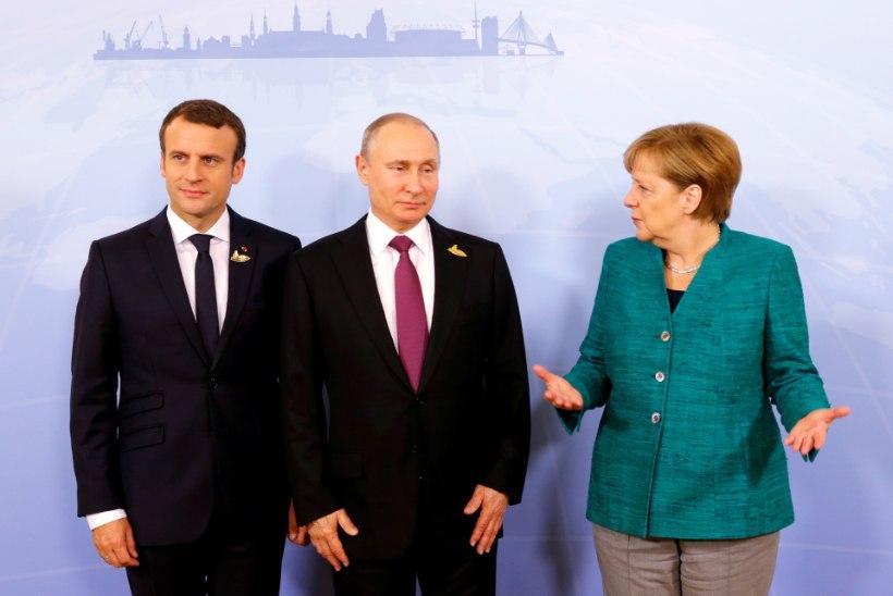 """""""Putin valetab, nagu oleksin mingi Vene talupoeg."""""""