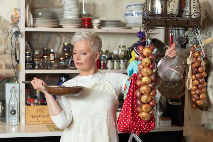 EVELIN ILVES | Lihtne võimalus vananemist pidurdada ja rasvumist vähendada